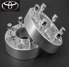 4 Pc TOYOTA Tacoma (HUB CENTRIC) WHEEL ADAPTER SPACERS 1.25 Inch # 6550BHC