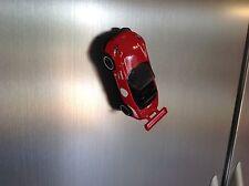 Hot Wheels 2015 Mazda MX-5 Miata Handmade Refrigerator Magnet, Mazda Miata