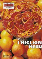 I migliori menù - suppl. al n.2078 di intimità del 3-1-1986 - insalata di arance