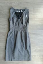 Robe droite gris anthracite H&M taille 36 quasi neuve !!