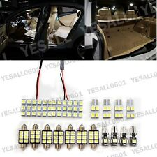 Full Kit 17pcs LED Interior Lights Error Free Bulbs For BMW 5 Series E60 E61 M5