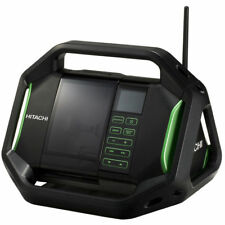 Hitachi Cordless Digital Radio UR18DSAL 14.4v - 18v Slide