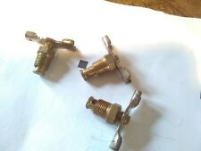 1x MORRIS MINOR RADIATOR DRAIN TAP NOS.LATER MODELS May fit other vehicles