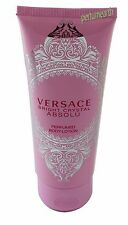 Versace Bright Crystal Absolu Unbox 3.3/3.4oz. Body Lotion For Women New No Box