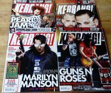 June Kerrang! Magazines