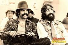 CHEECH AND CHONG - CHILL POSTER - 24x36 WEED POT 241238