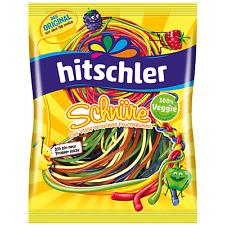 """4 x Hitschler """"bunte Schnuere"""" (4 x 125g = 500g/1.10lbs)"""