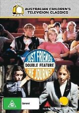 Just Friends / The Journey (DVD) Australian Classic [All Regions] NEW/unSEALED