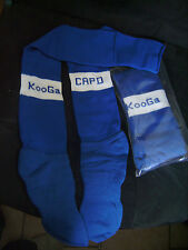 Lot de 2 paires de chaussettes foot/rugby KOOGA T 46-48 neuves emballées