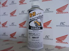 Honda CB 500 Four K2 K3 motor cycle color laque paint kit excel black NH-57