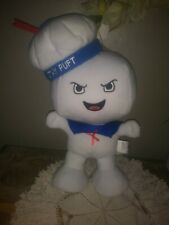 Ghost Busters Stay Puft Angry/Singing Stuffed Toy