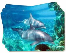 Dolphins Picture Placemats in Gift Box, AF-D3P