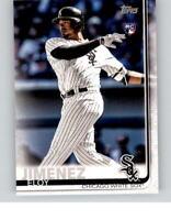 2019 TOPPS MINI On Demand ELOY JIMENEZ Base Card White Sox Rookie RC #670