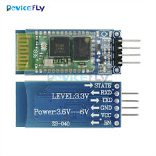 HC-06 4 Pin RS232 Wireless Serial Bluetooth RF Transceiver Module For Arduino