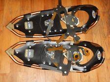 Glacier Atlas Snowshoe Company Sls Spring-Loaded 25� Snowshoes Patent 5440827