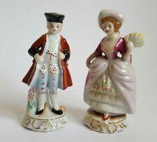 Vintage Original Figurine Unmarked Porcelain & China