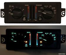 97-2005 Buick Century Regal OEM Dual Heater AC Fan Switch Climate Control Panel