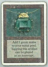 MTG Unlimited Mox Emerald HEAVY PLAY MAGIC POWER NINE