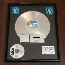 """THE WHO """"TOMMY"""" RIAA CERTIFIED DOUBLE PLATINUM ALBUM AWARD"""