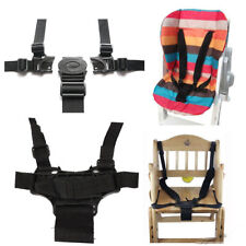 5 Point Baby Infant Safe Belt Strap Harness For Stroller High Chair Pram New