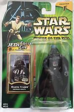 VINTAGE MINT Star Wars DARTH VADER EMPEROR'S WRATH Power Of The Jedi POTJ 2001