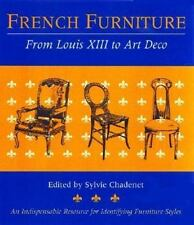 French Furniture From Louis XIII To Art Deco New Book Design Retro Furniture