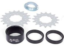 A2Z Single Speed Conversion Converter Kit 16T 18T Sprocket Cog 16 18 Tooth