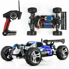 Remote Control Supper Racing Car 2.4GHz 4WD High Speed Electric Car 35-70km/h...