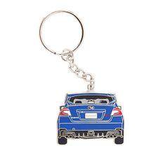 Official Subaru STI Spoiler Keytag  Key Tag Keyring Key Chain Genuine Wrx Sti