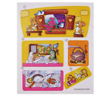 Little People Snow White Play Set #Y3723 - Replacement Sticker Labels for House