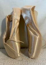 GRISHKO SATIN POINTE SHOE 5 1/2 XXXXX Made in Russia Free Shipping