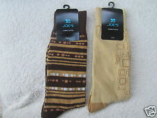 Joe's Jeans combed cotton Socks, 2 pairs, new in original packaging, size 10-13