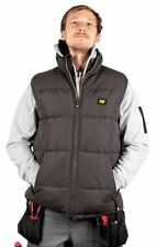 Waist Length Cotton Regular Quilted Coats & Jackets for Men