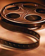 950 Feet MOVIE FILM TRANSFERRED ~ Super 8 16mm 8mm  ~ TRANSFER / COPY to a DVD