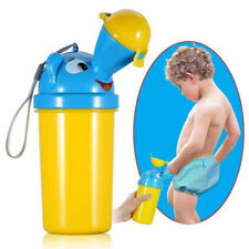 Unisex REUSNJLE Portable Camping Car Travel Pee Urinal Urine Toilet Training TO