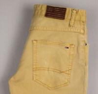 Tommy Hilfiger Hommes Sid Hutw Extensible Slim Jean Taille W31 L34 BBZ90