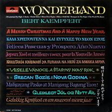 "12"" Bert Kaempfert Wonderland (Moon Over Naples) 60`s Polydor 104 692"