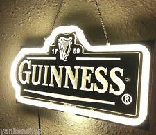 "SD157 Guinness Beer Bar Pub Shop club Display Neon Light 3D Sign 12""x6.5"""