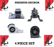 4Pcs Brand New Anchor Engine Mount Set For 2005-2012 Ford Escape XLT