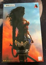 WONDER WOMAN Play Arts Kai movie variant figure - new - square enix