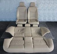 BMW 3 Serie E90 LCI pelle Beige Sedili Interni con Airbag Porta Carte