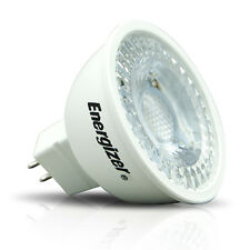 4 Energizer LED GU5.3 W High Power 12V LUCE spot risparmio energetico lampadina 4.8 W = 35W