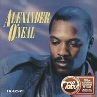 Alexander O'Neal - Hearsay - 180 Gram Purple Vinyl LP & Download *NEW & SEALED*