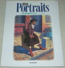 Nadia The Secret of Blue Water Portraits Art Book OOP GAINAX Anime