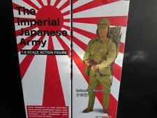 Dragon/DiD/3R/ 1/6th scale  WW 11 IMPERIAL JAPANESE SOLDIER