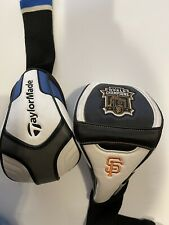 New listing 2012 SF GIANTS WS CHAMPIONS TAYLOR MADE GOLF HEADCOVER HEAD COVER Lot 2