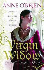 Virgin Widow - By Anne O'Brien - Paperback.