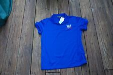 WWE Youth Large Polo/Golf shirt new with tag