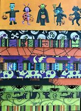 K & Company Tim Coffey Halloween Whimsy Flocked Glitter Paper 12 x 12 Pick 1