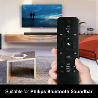 Remote For Philips Bluetooth Soundbar HTL2111A/F7 HTL2160/F7 HTL2101A/F7